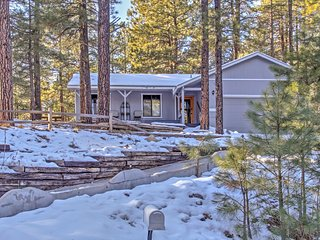 NEW! 3BR Flagstaff House Surrounded by Nature!