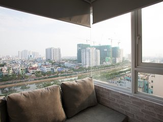 Le Soleil Central Dist 1 River View 3BR Apartment