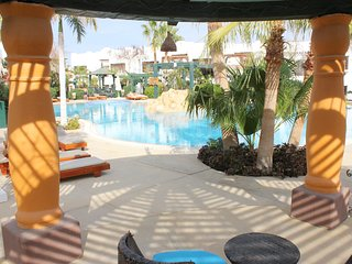Delta Sharm Swimmingpool View