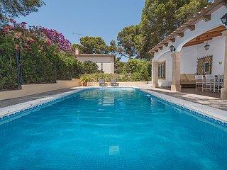 3 bedroom Villa in Cala Mayor, Balearic Islands, Spain : ref 5043481