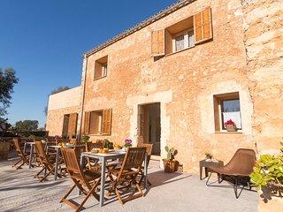 Apartamento Mallorca del agroturismo Cas Padri Guillem