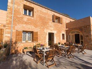 Apartamento Menorca forma parte del  Agroturismo Cas Padri Guillem, Sant Llorenc des Cardassar