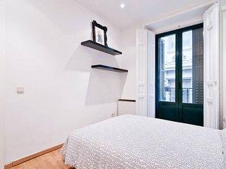 Apartament 3 bedrooms center Gran Via Chueca
