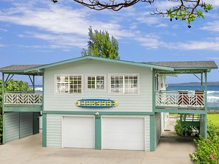 New Listing Special - Direct Oceanfront North Shore Beach House!, Wailuku