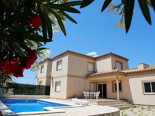 4 bedroom Villa in l'Ametlla de Mar, Catalonia, Spain : ref 5083484