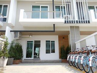 KK261 Lovely townhouse in town, Chiang Mai