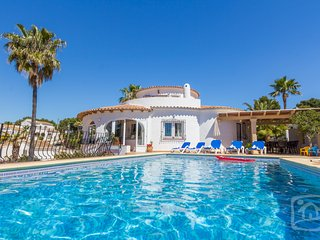 4 bedroom Villa in Benissa, Costa Blanca, Spain : ref 2246570