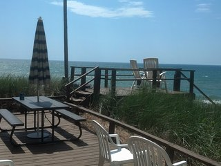 Montague/Whitehall  Lake Michigan Beachfront!View!