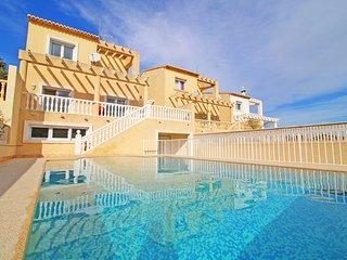 Villa Garduix - Costa Calpe
