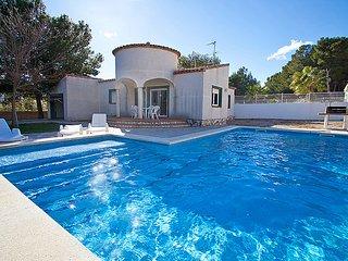 4 bedroom Villa in l'Ametlla de Mar, Catalonia, Spain : ref 5083760