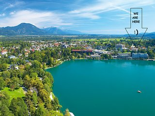 DREAMLAND BLED - Central & castle view - Best location!