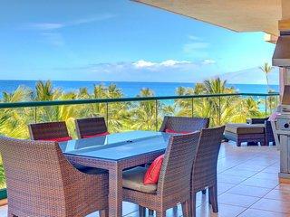 Maui Resort Rentals: Honua Kai Konea 402 – Direct Ocean Front 3BR w/ B.B.Q on, Lahaina