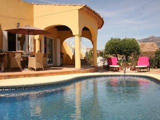 3 bedroom Villa in Altea, Valencia, Spain : ref 5047604