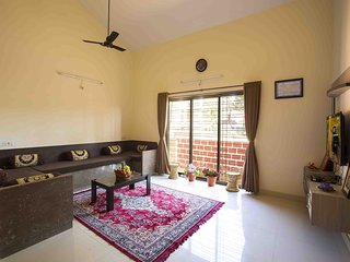 Luxurious 4 Bedroom Bungalow in Panchgani!!