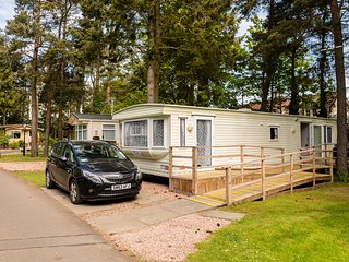 MND Scotland Disabled Caravan, St Andrews