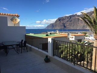 Apartment in Los Gigantes with stunning views