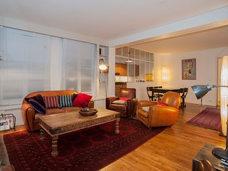 A spacious nice flat in Montmartre at 2 steps from Les Abesses