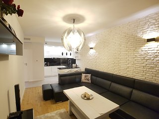 InPoint Shine Apartment, Cracovia