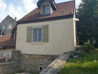 """le gîte """"le saint Vernier"""" vous attend dans le village de Château-chalon ,JURA;, Chateau Chalon"""