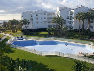 Wonderful beach apartment, Puerto Banus