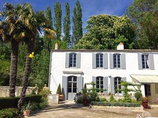Chambres D'Hotes La Rochelle - Nieul La Borderie du Go