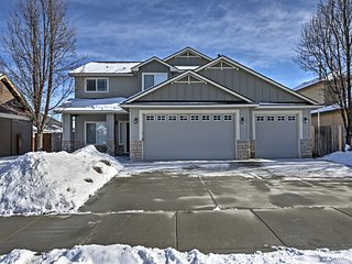 NEW! Spacious 4BR Boise House w/Large Yard