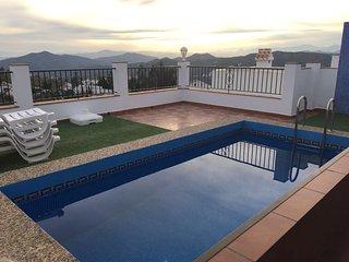 Hermosa casa rural en Competa Malaga España, Cómpeta
