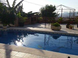Fantastica casa con piscina privada