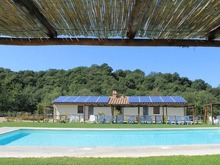COTTAGE ARCOBALENO  garden / panoramic gazebo / pool