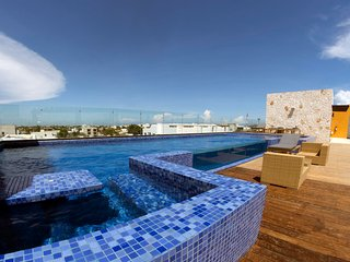 Cozy apartment in downtown, Playa del Carmen