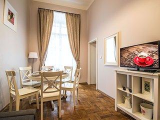 Michalska Cozy 2BDR Ruterra apartment
