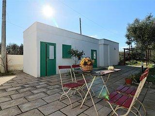 Holiday home with outdoor spaces in Porto Selvaggio in Salento in Puglia