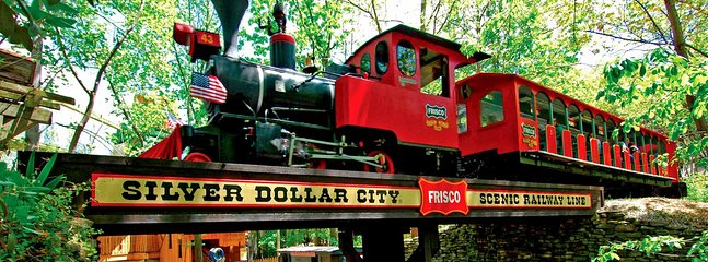 Silver Dollar City - lots of rides, entertainment, food, festivals and more