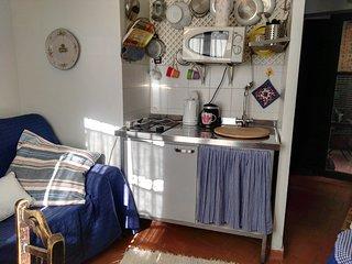 Estudio en Casa en el Albaicin, Granada