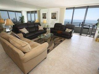 Totally Remodeled Oceanfront Gem, Daytona Beach