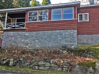 Waterfront Adirondack Cabin