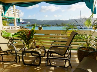 2 bedroom/2 washroom Yacht Club view condo