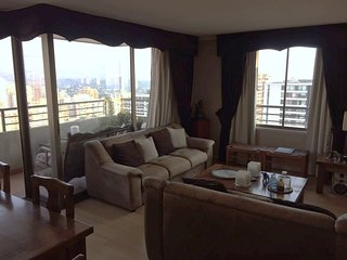 Family Apartment / Metro Manquehue Las Condes, excellent location!! 3B3B, Santiago
