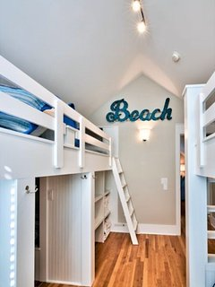 3rd Floor Bunkroom with 6 Full Sized Bunk Beds