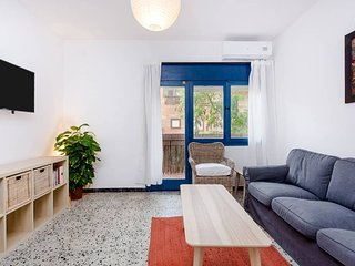 Lovely flat with views close to Parc Guell