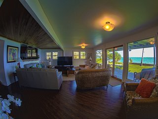 Royal Hawaiian House (4bd) SPECIALS TIL MID MARCH!, Hauula