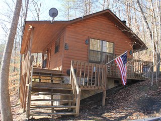 New Listing Special! Secluded Romantic Getaway /w New Hot Tub! Gatlinburg/PF