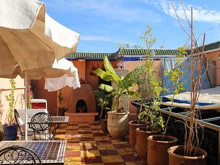 Riad Mamma House B&B 18 Derb Raouia ,Rue Fatima Zahra,Médina, Marrakech