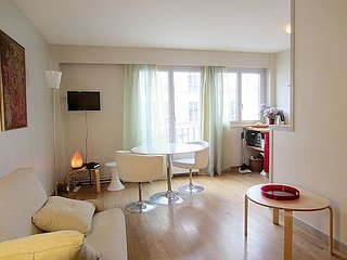 Excellent Paris Studio Apartment, París