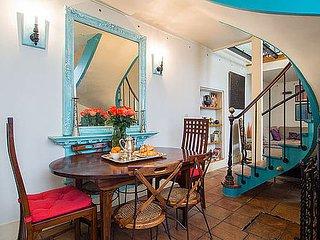 3 Bedroom Triplex in Paris