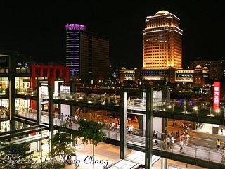 Taipei 101, great central location near MRT市中心近捷運1