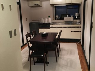 Nozawa Onsen Basecamp - Apartment #103  (2BR Self-Contained)
