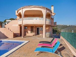 Villa Montverd Lloret, Lloret de Mar