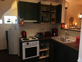 Ground Floor Fully equipped kitchen