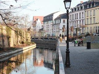 Colmar centre : gîte Bas Schwendi